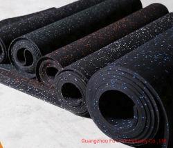 체육관 복합 바닥 고무 매트 재활용 쉐이크 방지 라미네이트 고무 카펫 놀이터