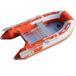 8.8feet Opblaasbare Boot van de Boot van de Boot van het Aluminium van de Boot van de Boot van de Snelheid van de Boot van de Vrije tijd van de Vissersboot van de Boot van pvc van Heytex van de Boot van de sport de Rubber Tedere
