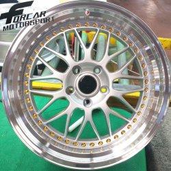 Алюминий на колеса автомобиля356.2 18/19 дюймовых легкосплавных колесных дисков для BBS