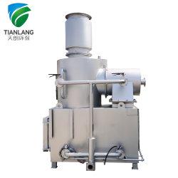 高品質の染まるか、または印刷プラント無駄の焼却装置のガーベージの処置機械