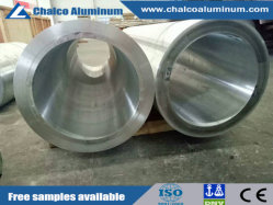 Les pièces forgées en alliage aluminium Tube anneau du tuyau de brides (6060/6061/6063/6066/6082/6110/6401)