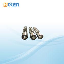Fabricação de Aço Inoxidável Personalizada de Fábrica de tubos de decoração de Usinagem