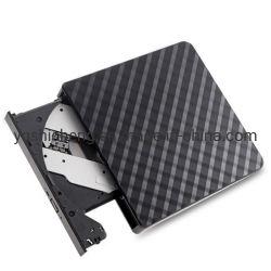 Bruciatore portatile esterno del produttore dell'azionamento del CD DVD di figura USB3.0 del diamante
