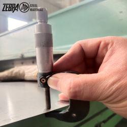 1.0Mm 1.5mm 2mm 3mm d'épaisseur des matériaux de construction en usine ASTM JIS 210 304 316 316l 2b/BA 8K Tôles en acier inoxydable en miroir