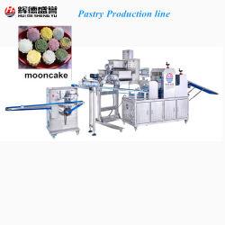 De Apparatuur van de Verwerking van Mooncake van de Machine van het Baksel van het gebakje voor Mooncake Lopende band/Mooncake die de Lopende band van het Voedsel van de Machine Vormen
