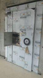 La norme de sécurité élevé pour la vente de porte de la base