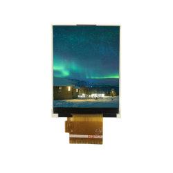 2,4-дюймовый 262 K TFT цвета на экране панели управления для мобильных телефонов