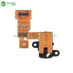 (Заводской оптовой все) Запасные части для Sony Xa1 гибкий кабель аудио разъем для наушников