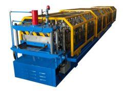 Настроенные на заводе управление с помощью ПЛК PPGI/PPGL оцинкованной стали оформление металлического листа железа панели крыши цвета стали цена роликогибочная машина с ISO9001/CE