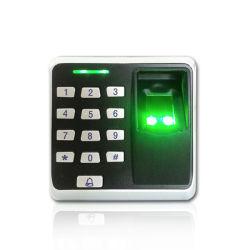 Tarjeta inteligente biométrico de huellas Lector de Control de acceso (F01).