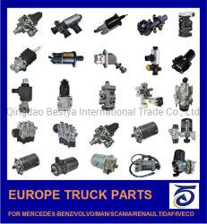 トラックメルセデスかVolvoか人またはScaniaまたはRenaultまたはDafまたはIveco/Isuzu/三菱HinoのためのWabcoブレーキABSソレノイド弁、リレーまたは制御またはリリース弁手またはフットブレーキ弁