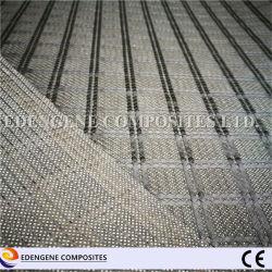 Het Met een laag bedekte Bitumen van het glas Geocomposite voor het Onderhoud/de Stabilisatie van de Wegen van het Asfalt