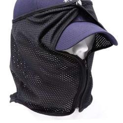 Étoffes de bonneterie du carter chapeau de la randonnée pédestre de pêche nécessaire