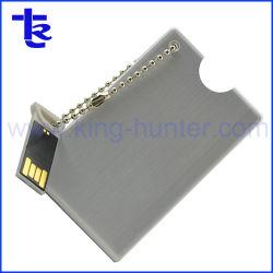 Серебристый металл карты памяти Memory Stick™ для компании подарок