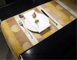 De decoratieve Agent van de Lijst van het Satijn van Reataurant van het Huis van de Jacquard