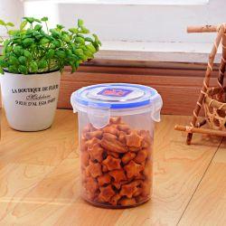 700ml forma do recipiente de plástico Caixa de armazenamento de alimentos secos