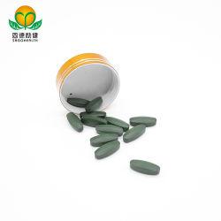 Certificación de GMP La Venta caliente y mezcla orgánica de la espirulina Ginseng Tablet
