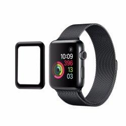 Ausgeglichenes Glas-Bildschirm-Schoner für Apple-intelligente Uhr, intelligente Uhr-ausgeglichenes Glas