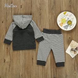 2020 Bebé niño ropa de algodón orgánico 100% algodón COLOR Traje de bebé de diseño