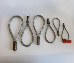 Wire Rope estamper manchon virole de matériaux de matériel de câble