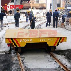 Transporte de bebidas de transferencia Industrial operado eléctricamente carro