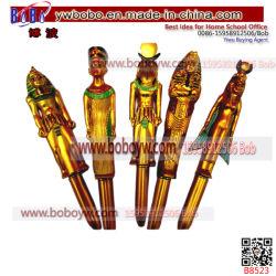Neues Großhandelsweihnachtsgeschenk Konstruktionsbüro-Zubehör-Geschenk-Feder-Ägypten-Pharoah (B8523)