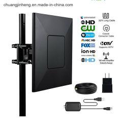 120km Antena exterior para a TV digital de clientes