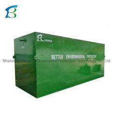 Planta de Tratamiento de agua sucia de la pesca dispositivo de tratamiento de agua Filtro de agua