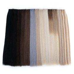 Il groviglio non libera capelli piani italiani di spargimento di punta di Remy Prebond del Virgin dei capelli della cheratina di 1.0g 0.8g