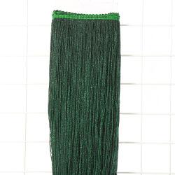 Venda por grosso de 50cm de fio duplo de poliéster de alta qualidade pendão para vestir