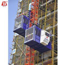 建築構造のサイトのための卸し売り単一のケージのエレベーター