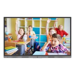 75学校の教授のためのインチ4K LCDの赤外線対話型のパネル