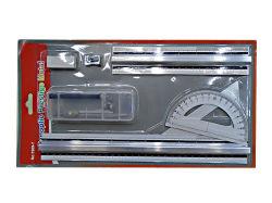 Le métal de la Papeterie Blister set Set de Mathématiques de la Papeterie Papeterie Combo