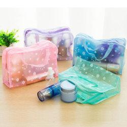 Поездки косметические средства визуального для хранения портативных и туалетные принадлежности в ванной комнате косметический мешок