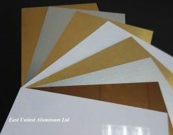 Commerce de gros de la sublimation de la plaque en aluminium pour les photos de métal de transfert de chaleur