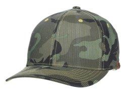Manufactory Custom 100% بوليستر الكلاسيكية البيضاء تمويه الجيش كامو تركيب قبعة