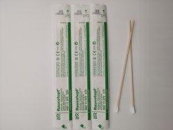 Katoenen van Eco het Vriendschappelijke Biologisch afbreekbare Medische Steriele Instrument van het Uiteinde voor Chirurgisch Gebruik