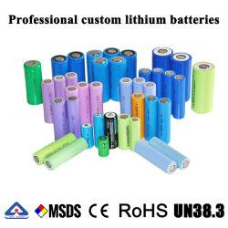 전력 공구를 위한 재충전용 리튬 건전지 3.7V 2900mAh 세포