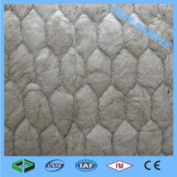 Isolamento de manta de lã de rocha mineral de boa fonte de material
