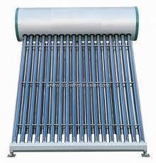 Nicht Druck-Solarheißwasserbereiter-Solarrohr-Solargeysir-Solarvakuumgefäß-Sonnensystem-Solarprojekt-Sonnenkollektor Machinese Hersteller