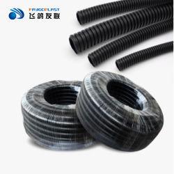 Пвх/PE пластика обрабатывается одной стене гофрированную трубу шланг бумагоделательной машины