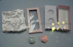 Vendita calda! Casella di carta cosmetica, contenitore di regalo del cartone per i contenitori impaccanti di estetica