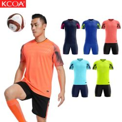 Nuovo modello più recente Commercio all'ingrosso professionale uomo formazione camicia di calcio a basso prezzo