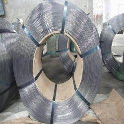 Haut de fil en acier au carbone/Fil en acier à ressort/Fil en acier galvanisé/fil ressort en acier inoxydable /Fil d'acier/PC sur le fil