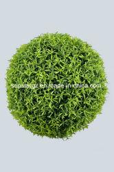 Usine de PE en matière plastique artificielle Hedyotis Herb boule pour la décoration (47049)