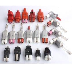 maschio industriale elettrico di 220V Cina/connettore di ceramica industriale femminile della spina
