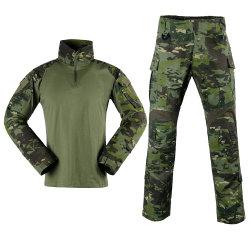 Uniforme militare di combattimento dell'esercito dell'OEM degli uomini tattici del vestito