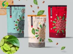 Sheerherb personalizada OEM de grãos de café verde, puros e naturais moer grãos de café verde 100% do preço de alta qualidade