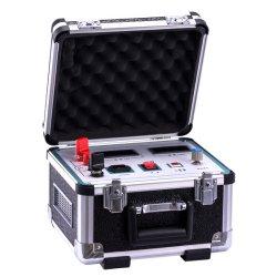 중국 제조자 Hthl 100A 고전압 스위치를 위한 자동적인 디지털 휴대용 마이크로 옴 미터 고리 저항 접촉 저항 회로 차단기 검사자