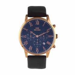 Mais populares dos homens de Aço Inoxidável relógios com a Alavanca Multifuncional de Circulação